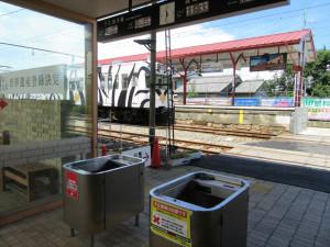 【画像】上州富岡駅 改札口