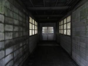 【画像】下り地下ホームに続く通路3