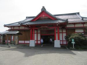 【画像】弥彦駅 駅舎