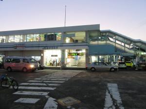 【画像】紀伊勝浦駅 駅舎
