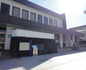 二本松駅1