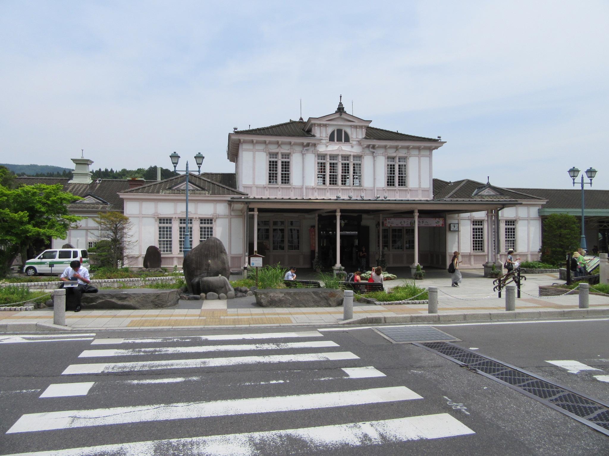 【画像】JR日光駅