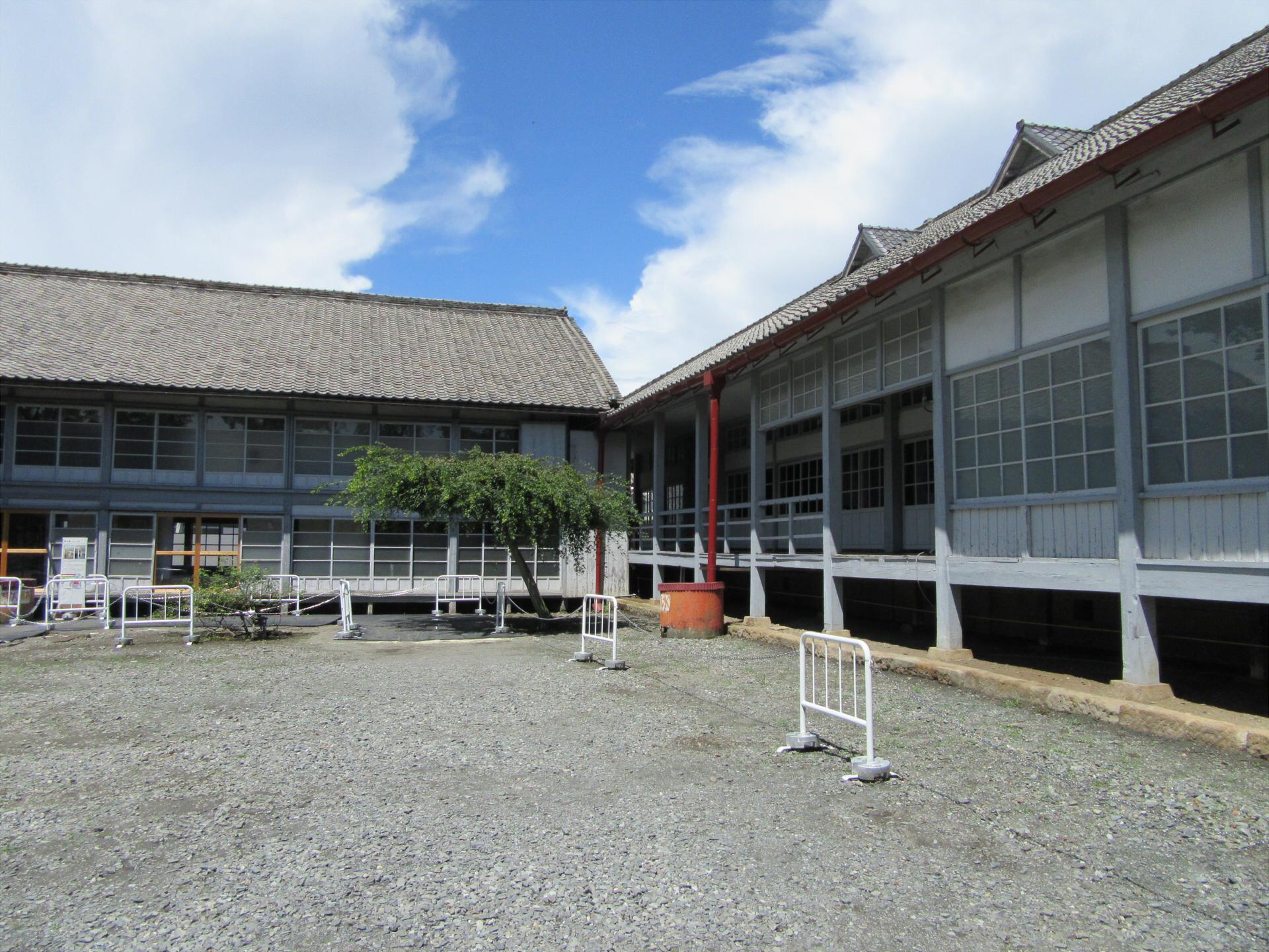 【画像】富岡製糸場 ブリュナ館