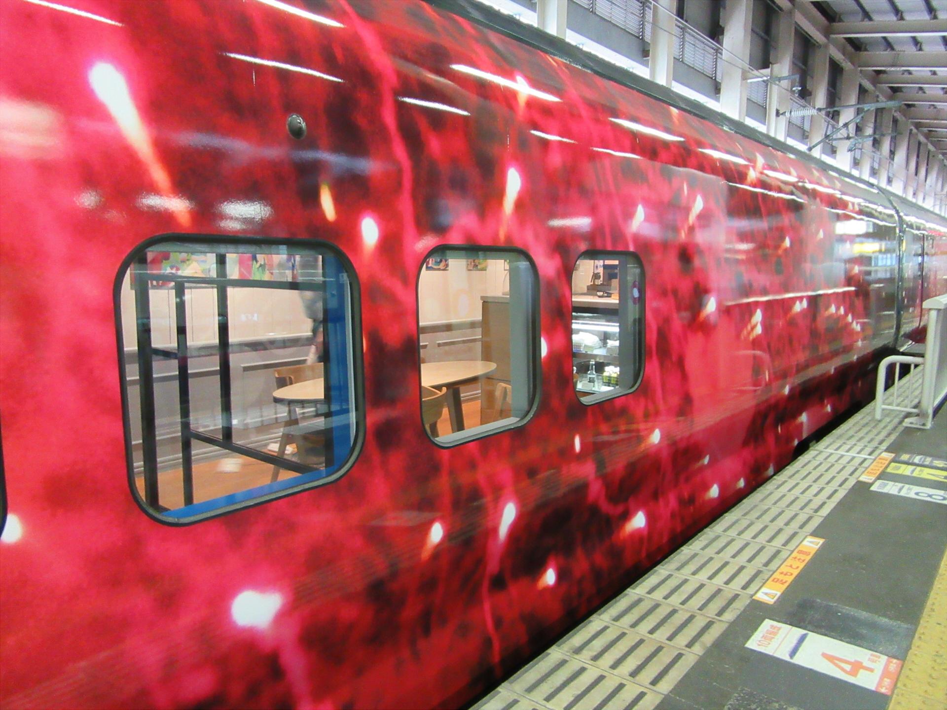 【画像】現美新幹線の車体1