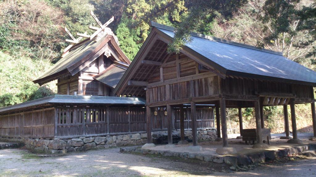 【画像】眞名井神社