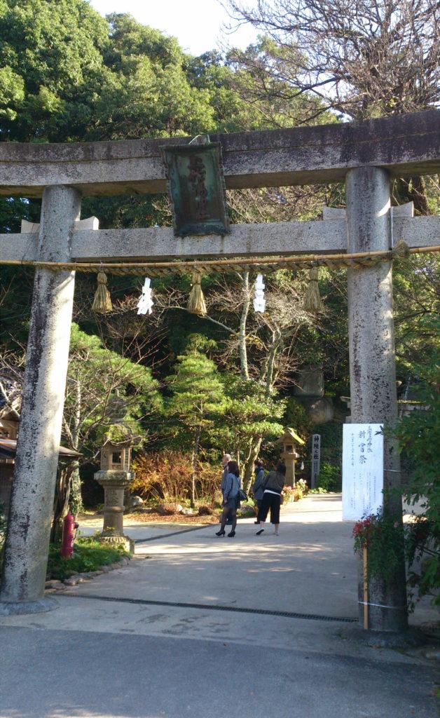【画像】玉造湯神社