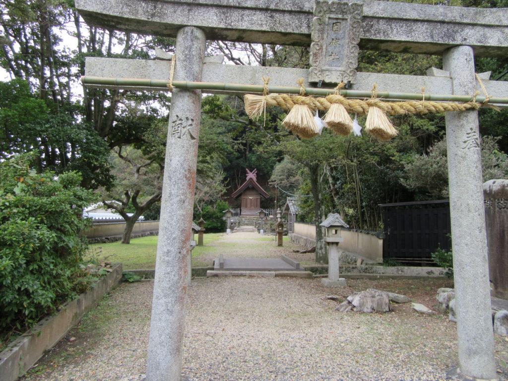 【画像】伊奈佐乃社(因佐神社)