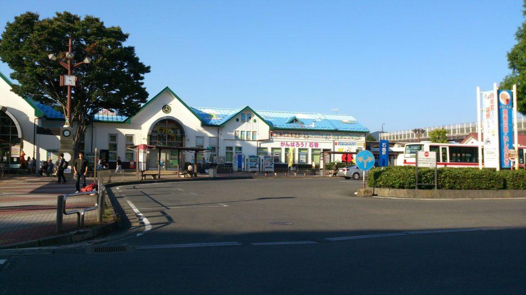 【画像】石巻駅 外観