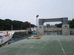 【画像】田代島 仁斗田港