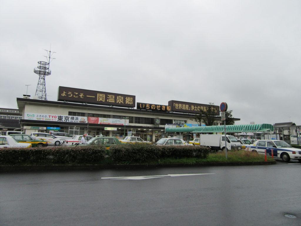 【画像】一ノ関駅 外観