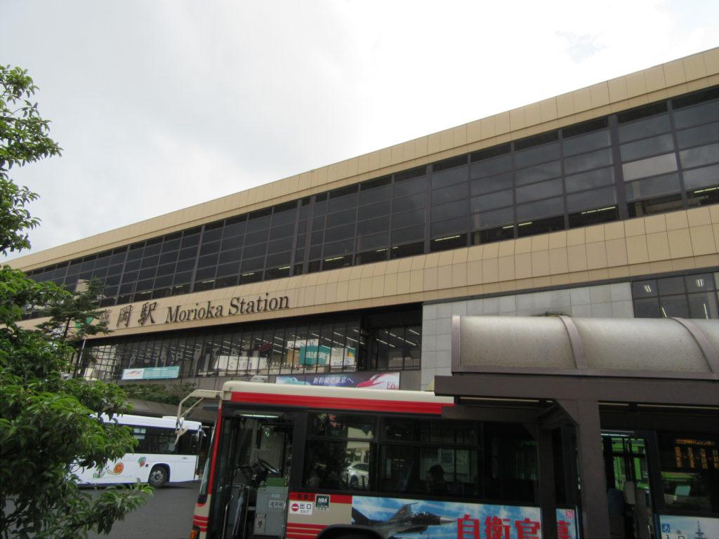 【画像】盛岡駅 外観