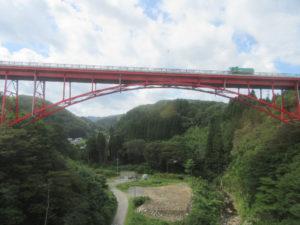 【画像】三陸鉄道の車中から1