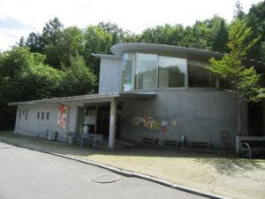 【画像】久慈琥珀博物館(新館)