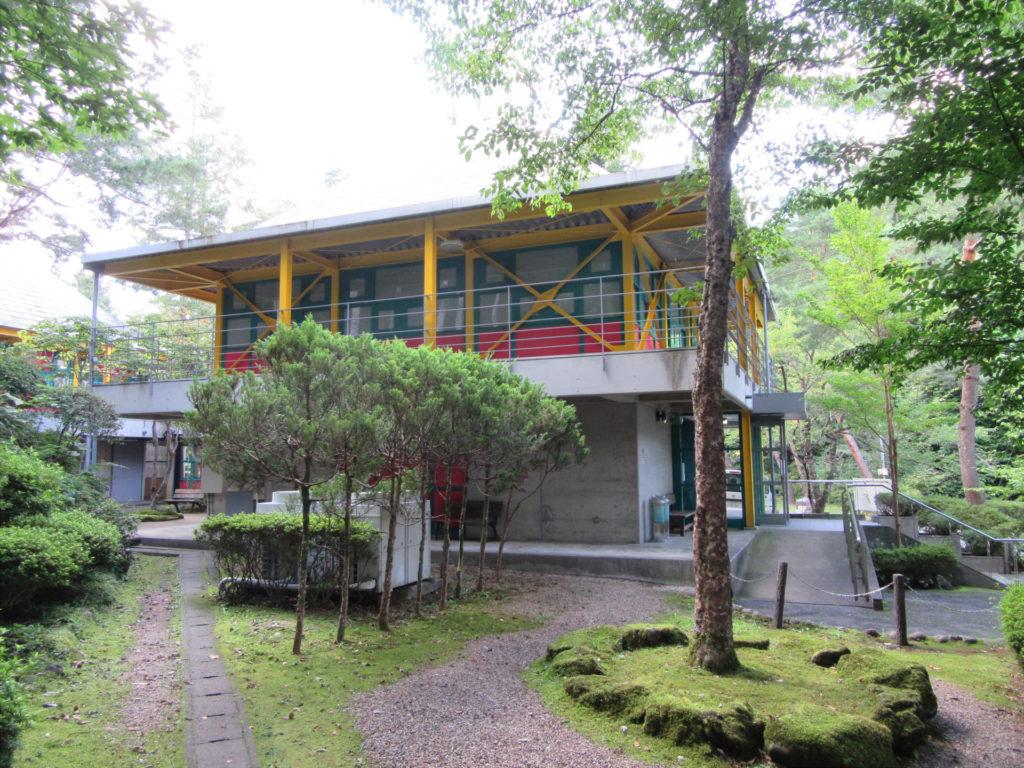 【画像】久慈琥珀博物館(本館)