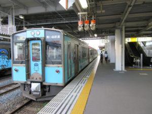 【画像】青い森鉄道線 青森行き