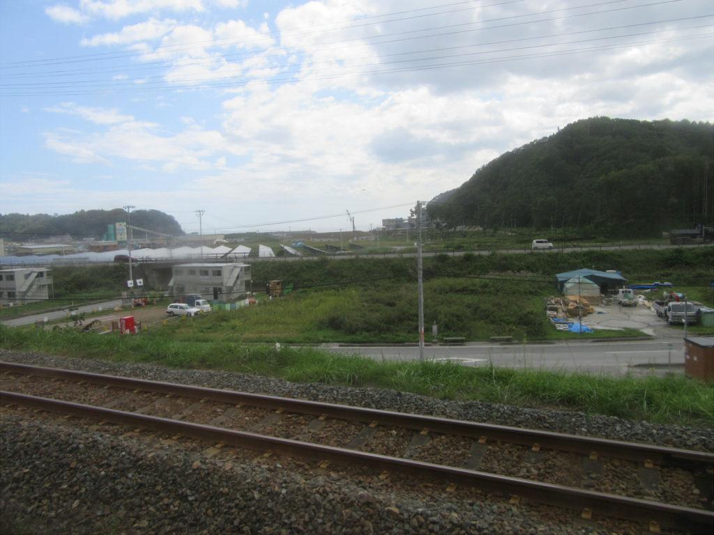 【画像】田老駅付近
