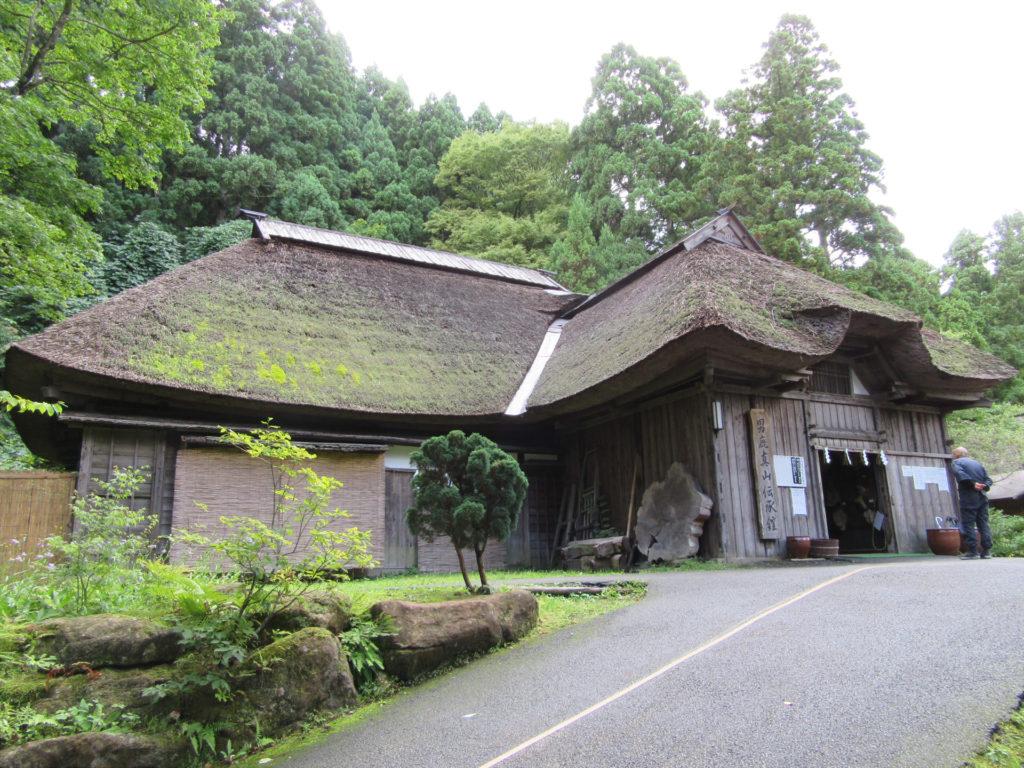 【画像】男鹿真山伝承館