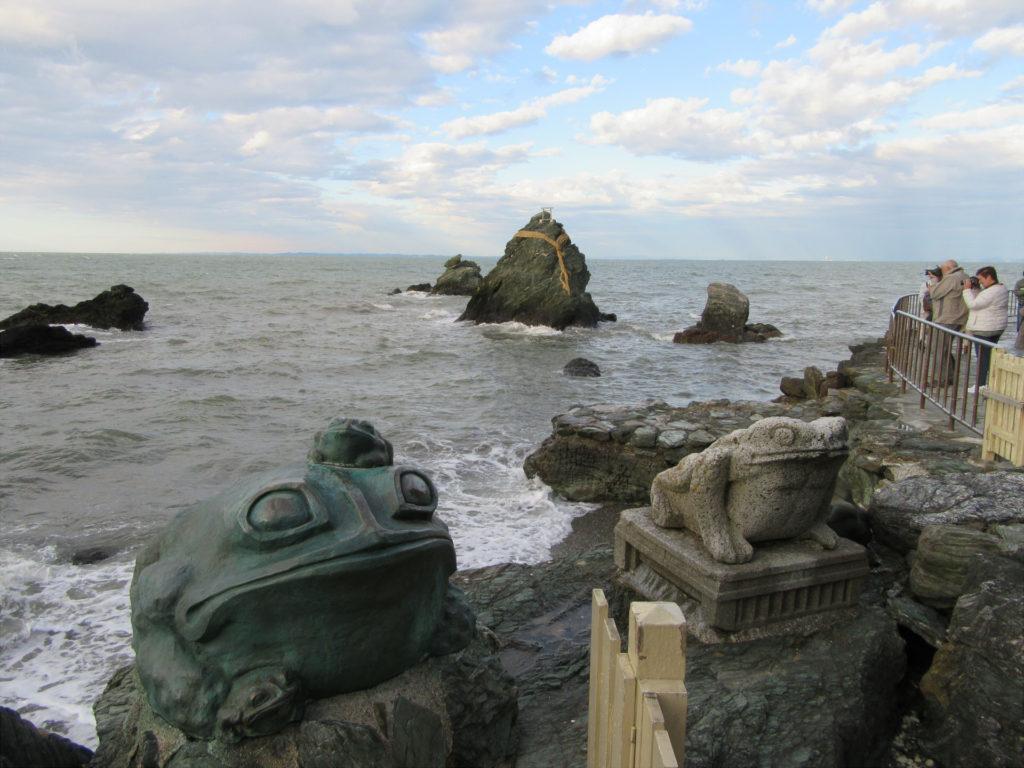 【画像】夫婦岩