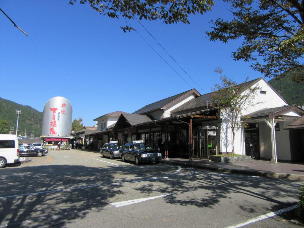 【画像】下呂駅 駅舎