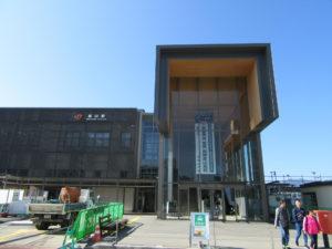 【画像】高山駅 駅舎