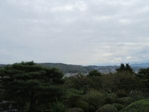 【画像】兼六園 眺望台