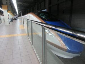 【画像】北陸新幹線かがやき号 東京行き