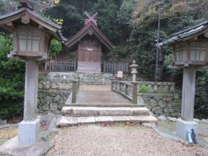 伊奈佐乃社(因佐神社)