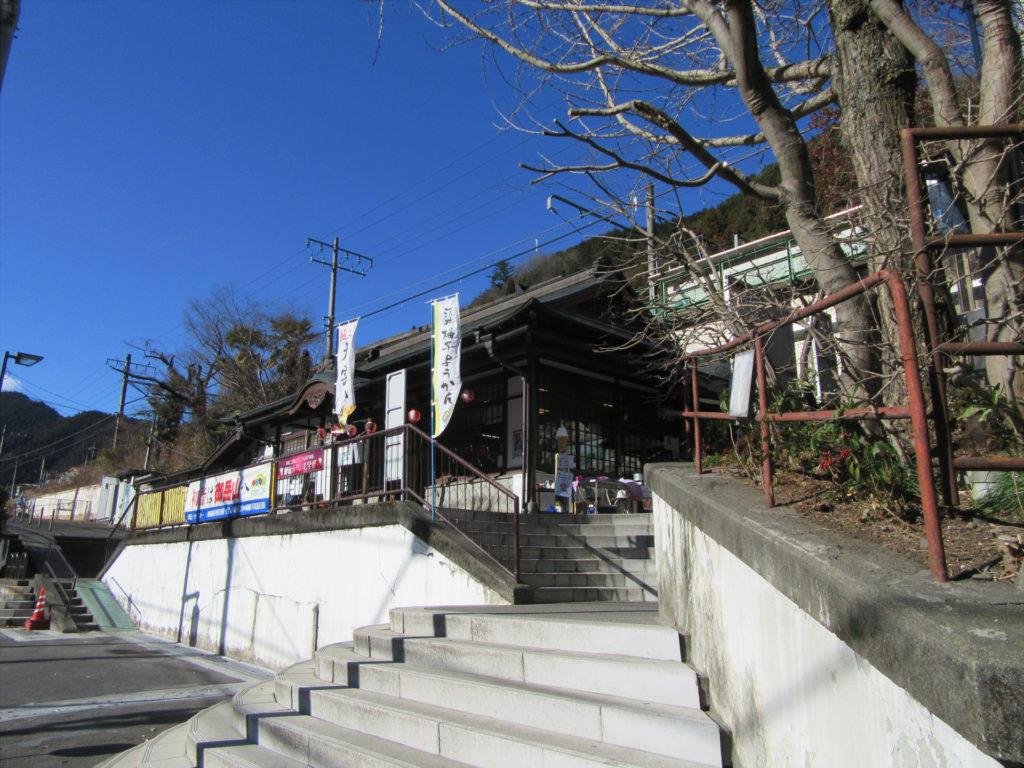 御嶽駅 駅舎