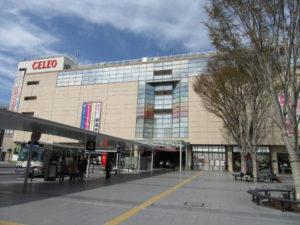 甲府駅 南口側
