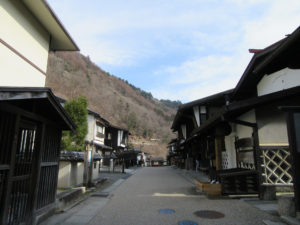 木曽福島「福島宿」