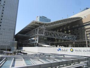 大阪駅 外観