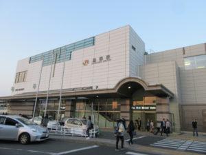豊橋駅 西口(新幹線側)