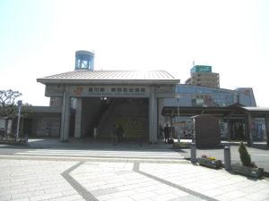 豊川駅 駅舎