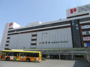 静岡駅 北口側