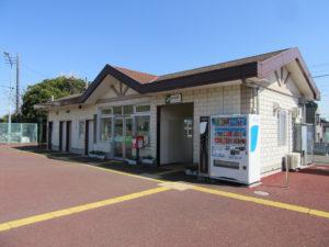 飯倉駅 駅舎