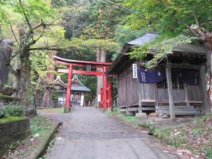 飯盛山 厳島神社