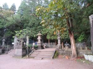 飯盛山 白虎隊十九士の墓