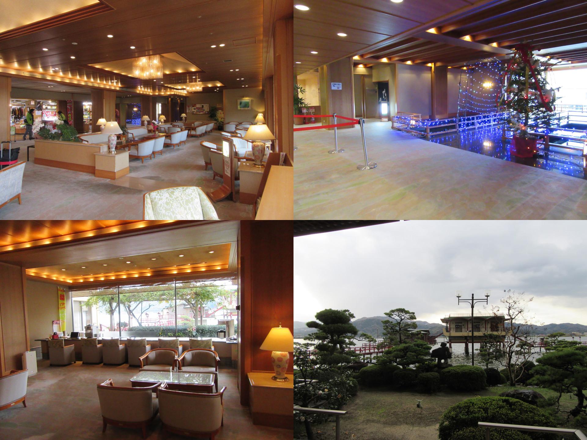 倉吉(鳥取)はわい温泉 望湖楼
