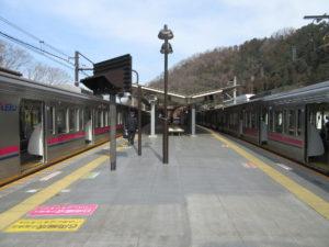 京王高尾線 高尾山口駅