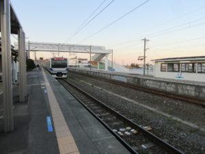 常磐線 広野駅