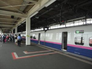一ノ関駅1