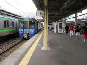 直江津駅2
