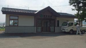 西米沢駅1